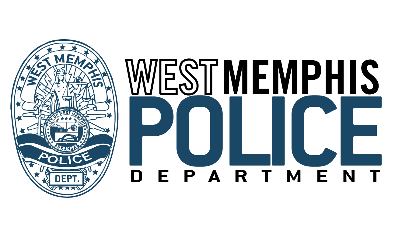 West Memphis Police Department badge seal and logo