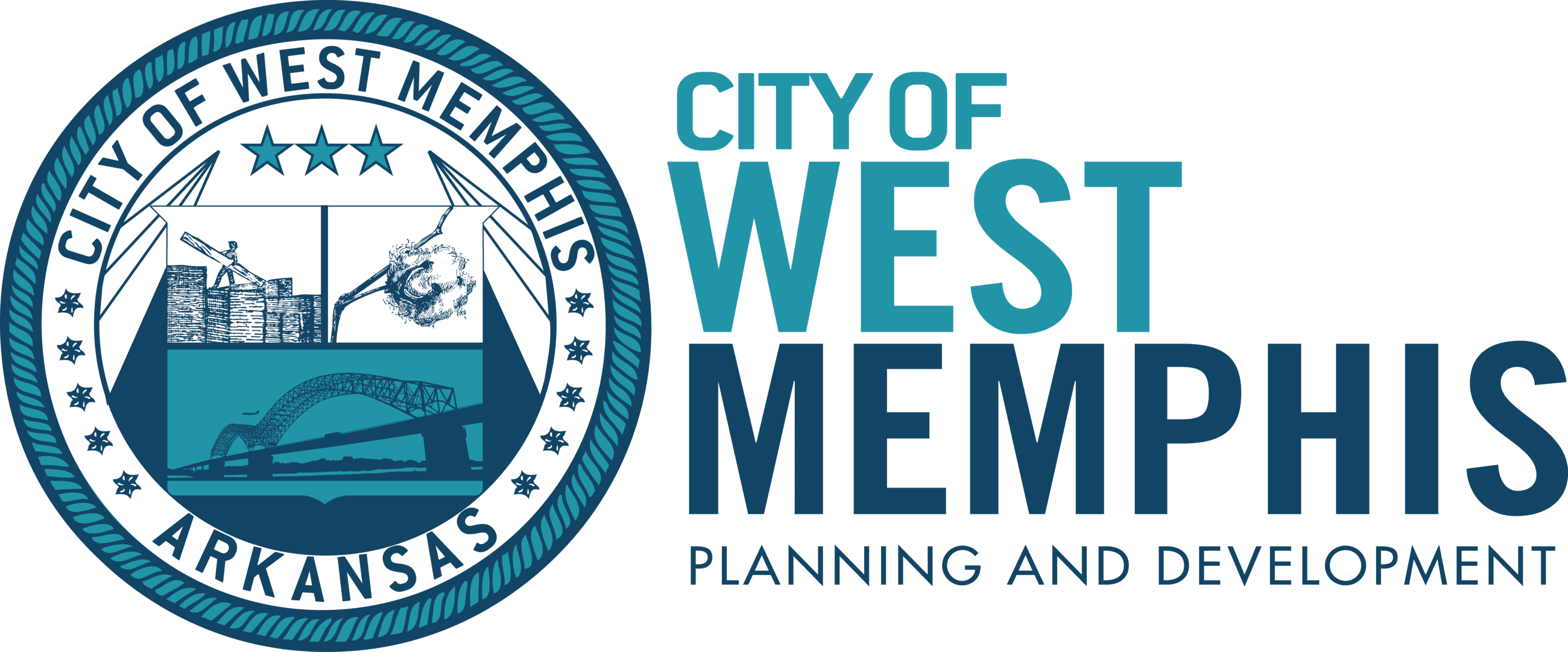 West Memphis Planning and Development logo