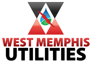 west memphis utilities logo footer NEW