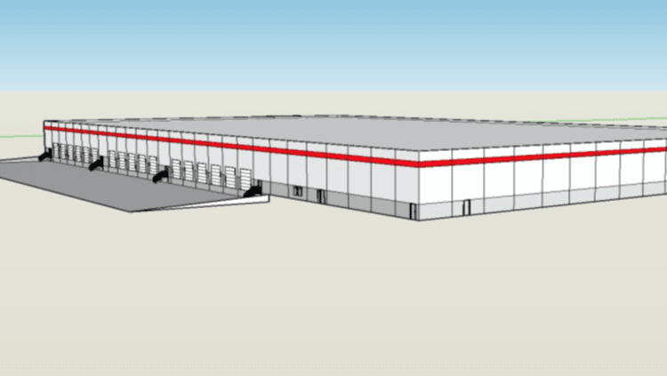 New West Memphis Coca Cola Bottling Facility