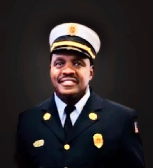 West Memphis Fire Department Fire Chief, Barry Ealy